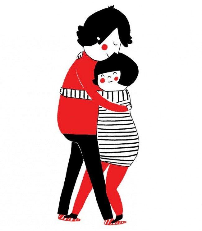 О настоящей любви в иллюстрациях Филиппы Райс