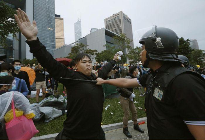 Преступления, карающиеся расстрелом в Китае