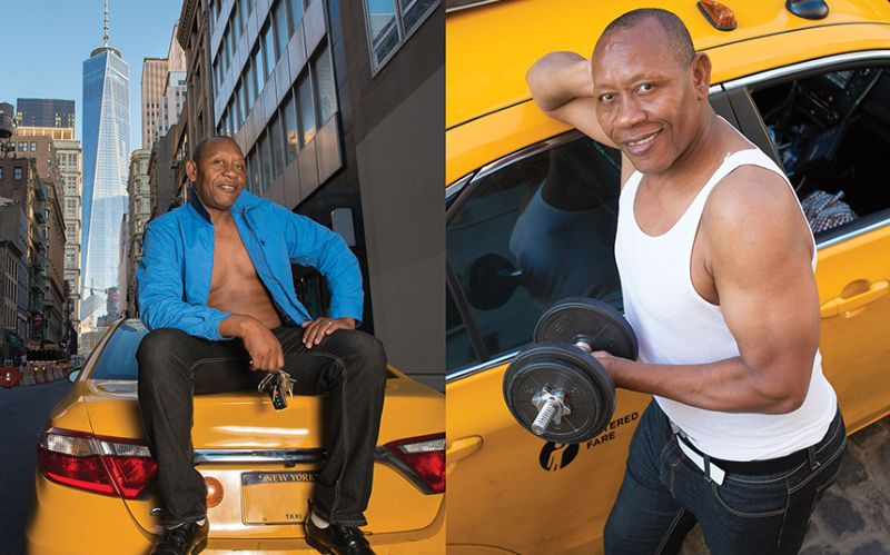 Соблазнительный календарь на 2016 год от нью-йоркских таксистов