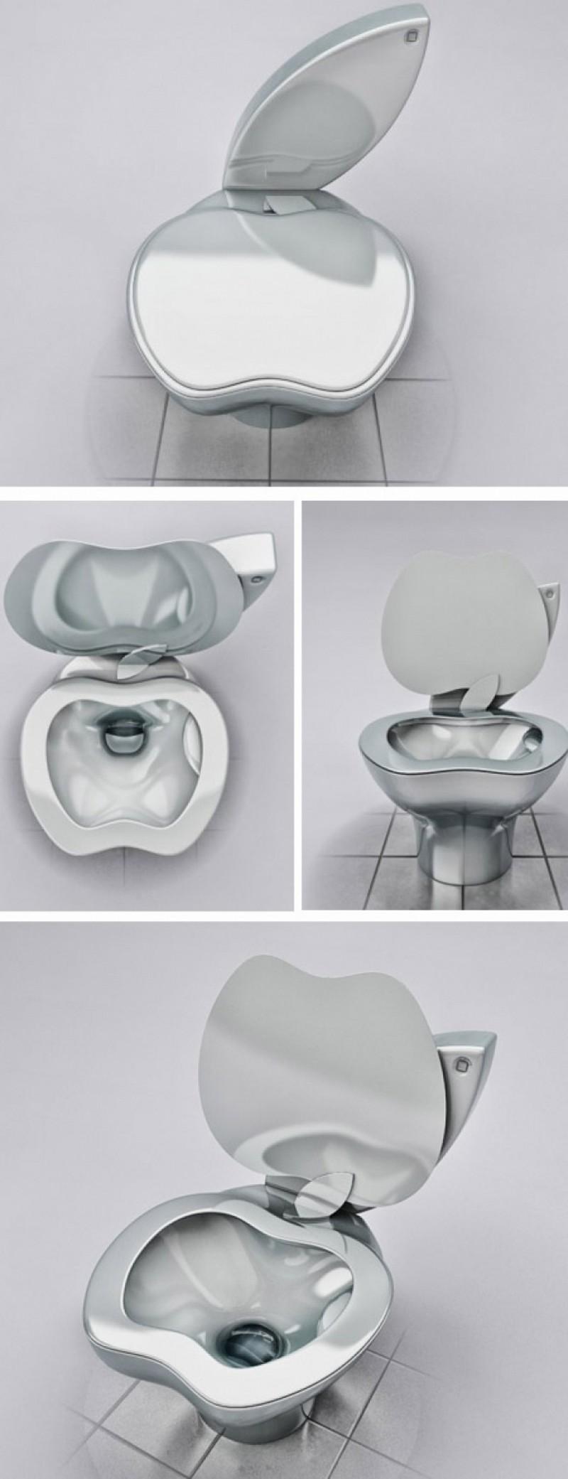 Странные и необычные туалеты из разных уголков планеты