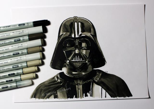 Гиперреалистичные рисунки от Николь Ребберт