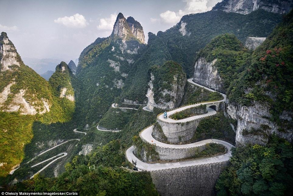 Красота Китая на удивительных фотографиях