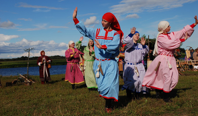 Народы России, которые находятся на грани исчезновения
