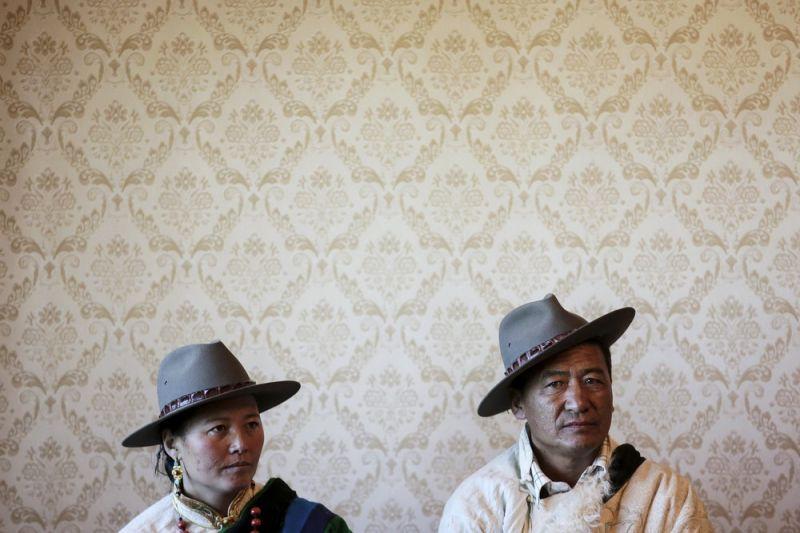 Тибетский автономный район на фотографиях