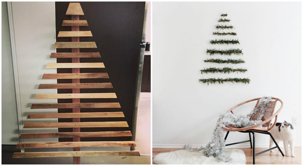 15 творческих идей для новогодней елки