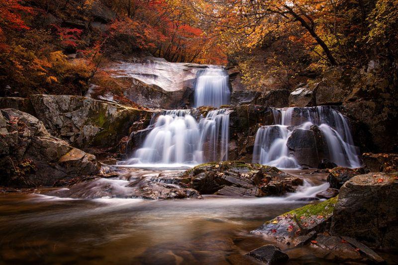 Красота поразительных пейзажей от Jaewoon U