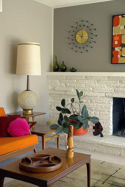 Как вписать кирпичную стену в интерьер : 5 практичных примеров
