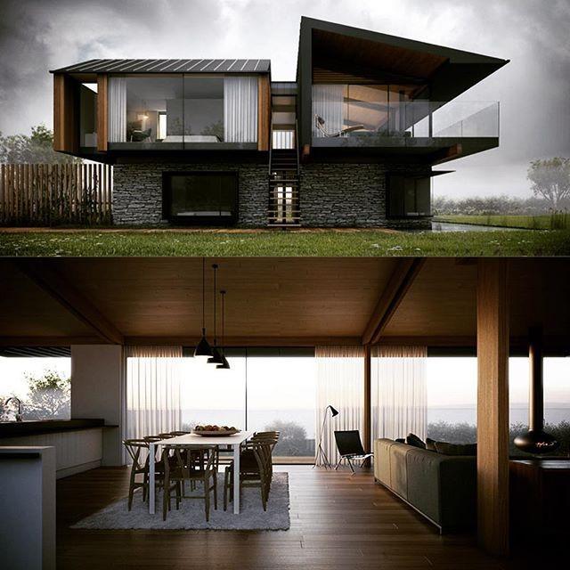 Как выглядят дома перфекционистов