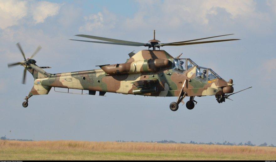 Лучшие военные вертолеты мира