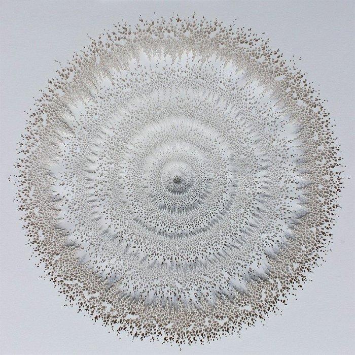 Микробиология из бумаги от Рогана Брауна