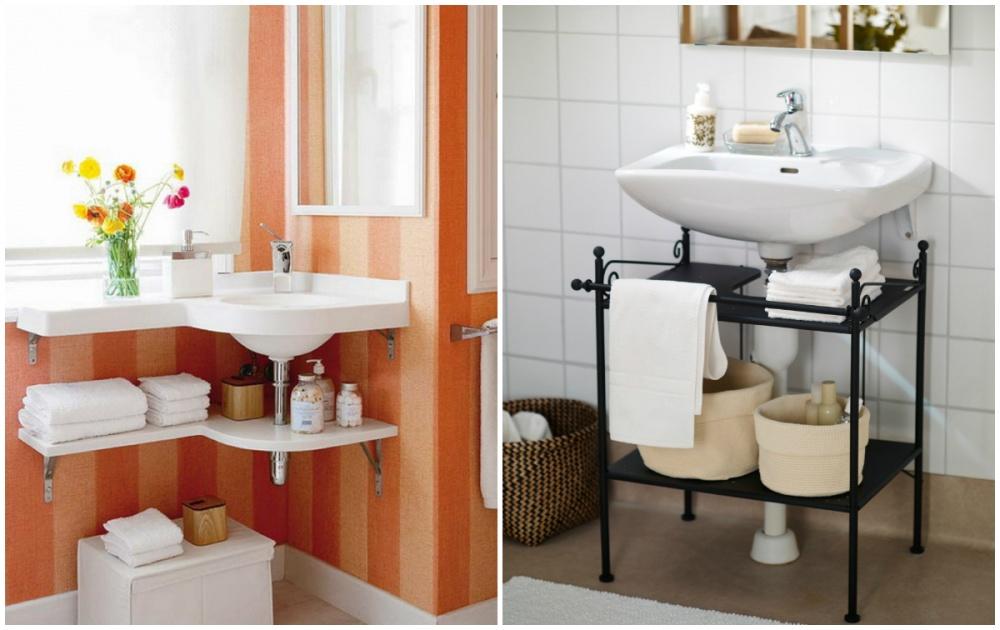 Несколько отличных идей для идеального порядка в ванной комнате