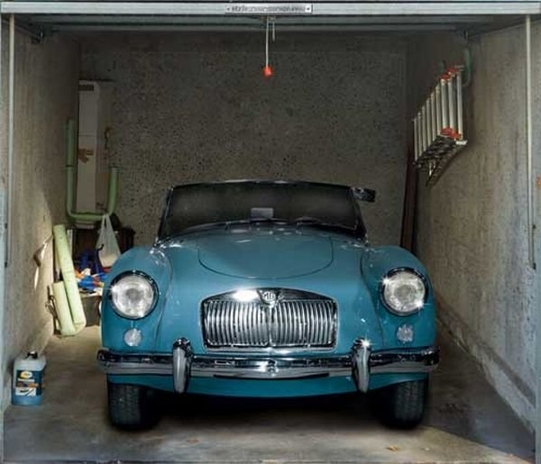 Что скрыто внутри гаража