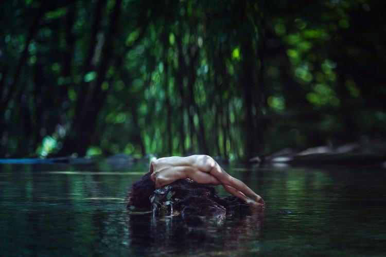 Фэнтезийные фотографии от Джулии Черки