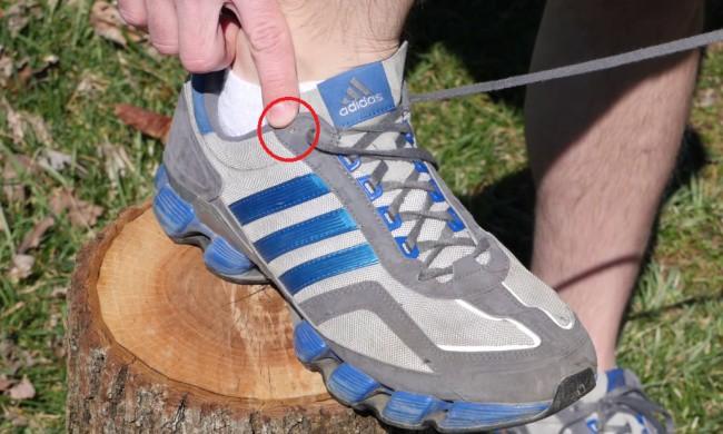 Зачем нужны эти отверстия в кроссовках