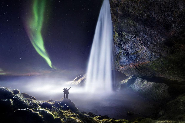 Волшебные водопады Исландии