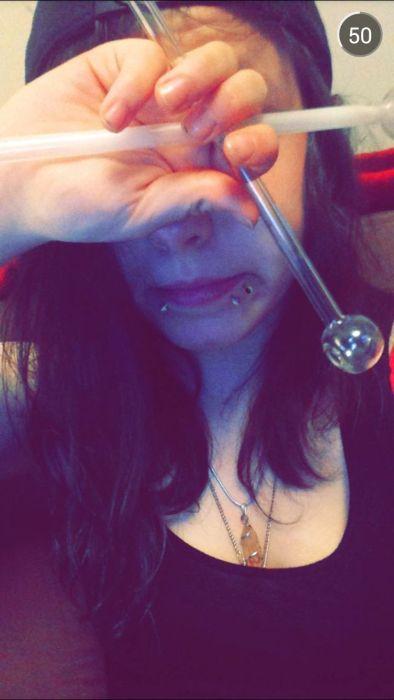 Фотоблог амфетаминовой наркоманки