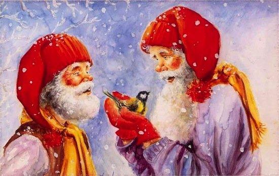 Классные рождественские традиции из разных стран