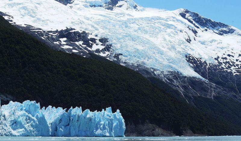 Национальный парк Лос-Гласьярес в Патагонии