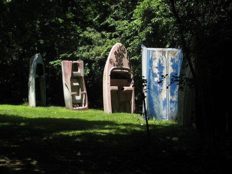 Необычные клоны и вариации Стоунхенджа