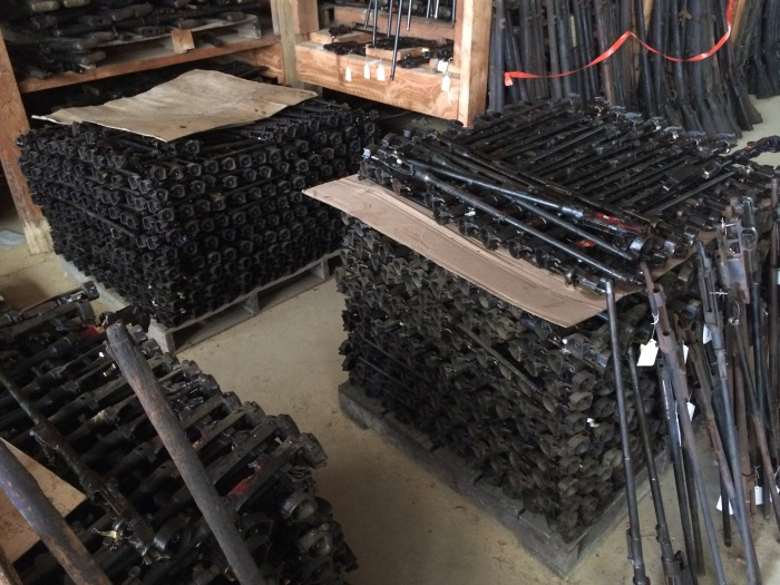 Старый оружейный склад в Спрингфилде