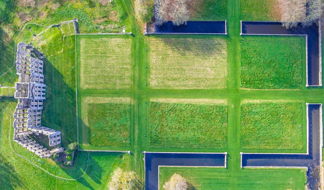 Лучшие снимки 2015, сделанные дроном