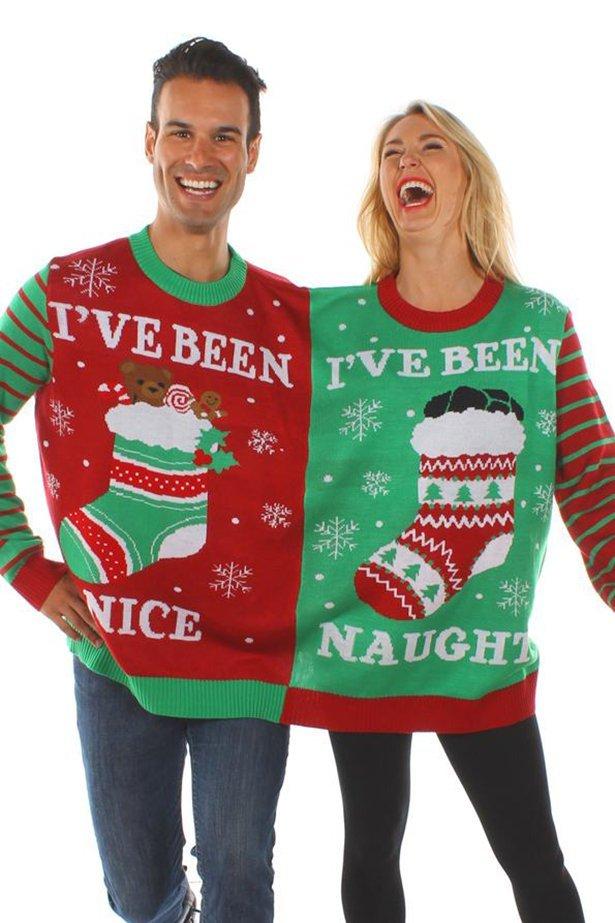 Рождественские свитеры для любителей эпатажа и эксцентричности от TipsyElves