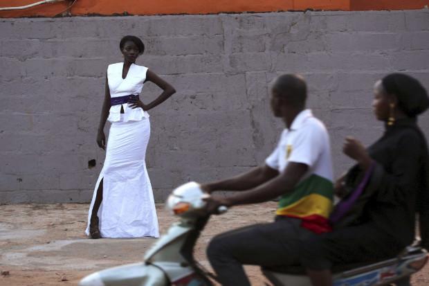 Модники одной из самых бедных стран мира
