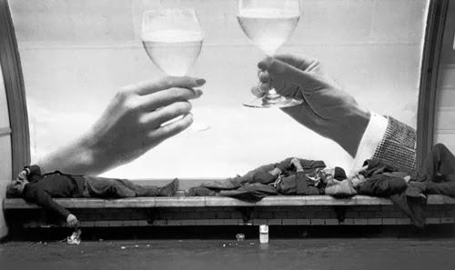 Чёрно-белые фотографии от Фердинандо Шанна