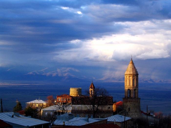 Красоты Грузии, где каждый найдет свой отдых