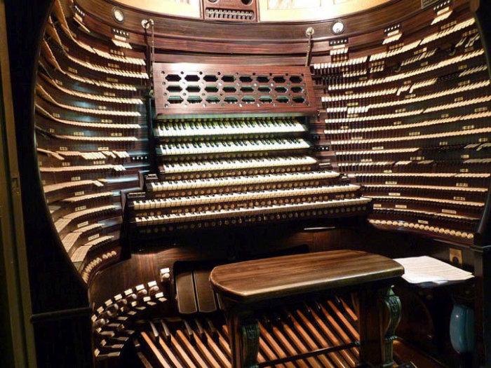 Самый большой в мире орган