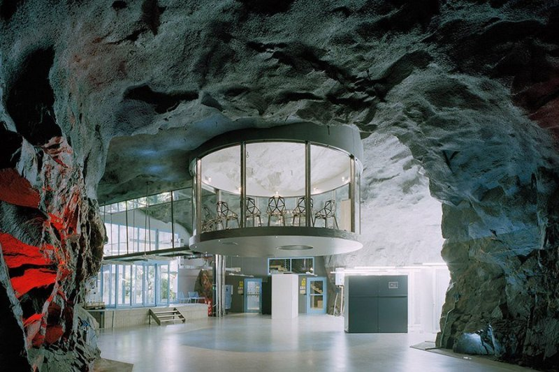 8 невероятных подземных сооружений