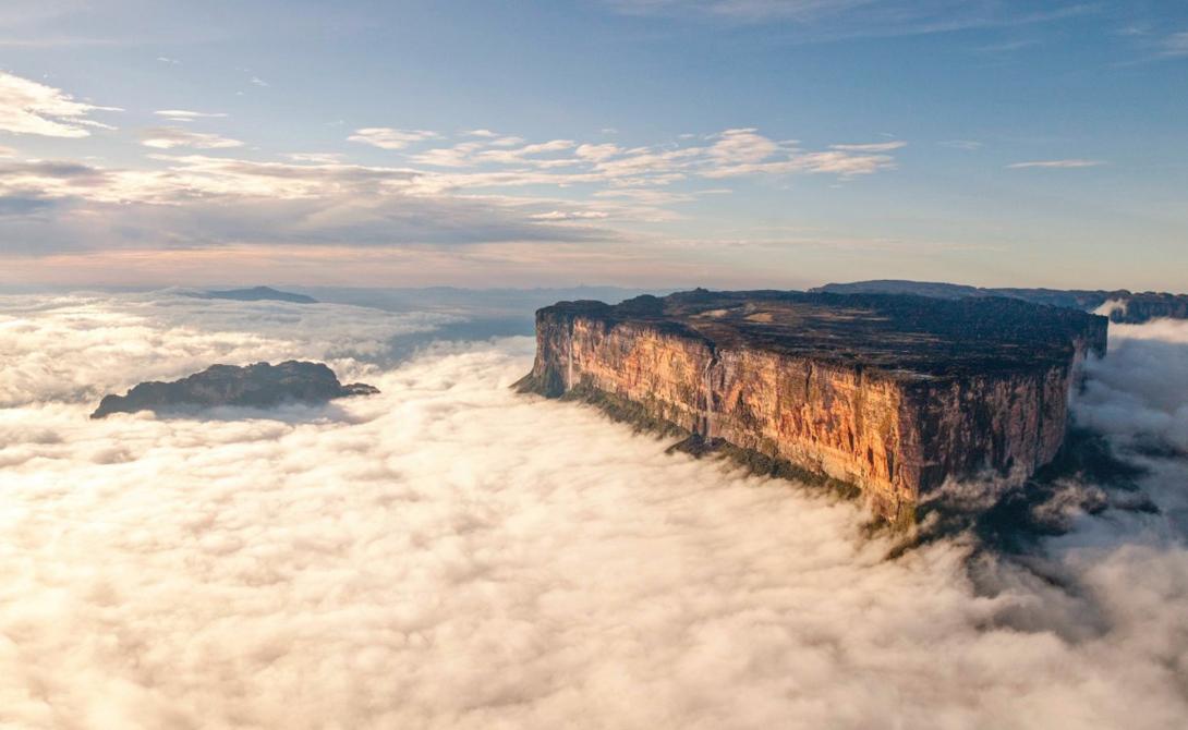 Главные чудеса и загадки геологии