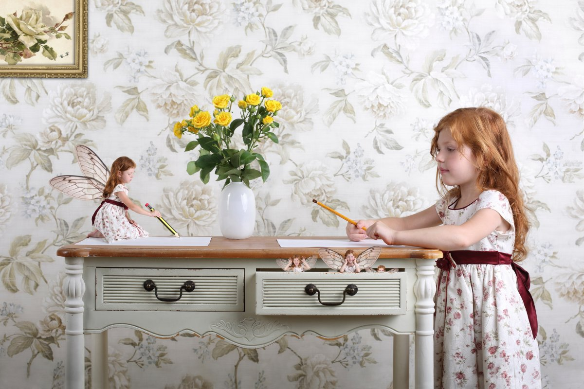Красивые фотографии с детишками