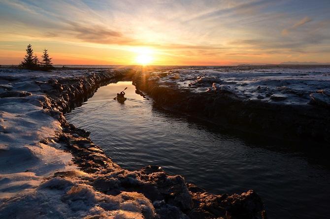 Самые живописные места Аляски