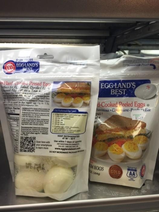 Странные продукты из американских супермаркетов