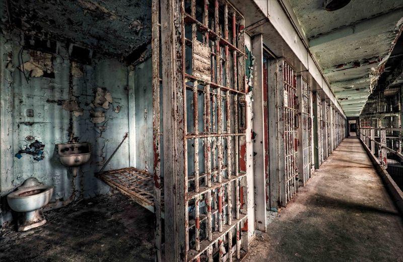Тюрьма строгого режима в Западной Виргинии - аттракцион для туристов с крепкими нервами