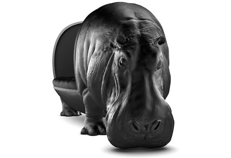 Удивительная мебель от дизайнерской студии Maximo Riera