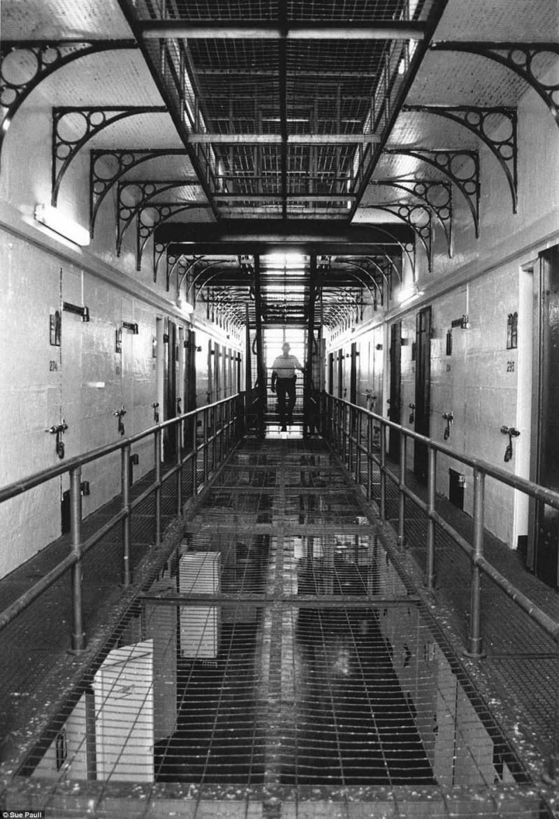 Фотографии убийц, насильников и надзирателей из тюрем Австралии