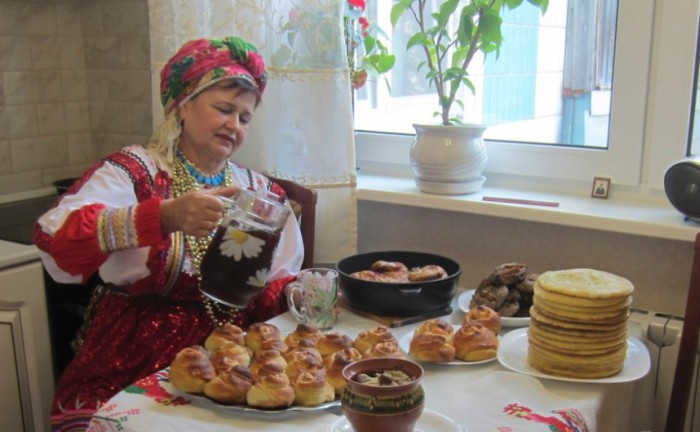Национальные безалкогольные напитки разных народов России