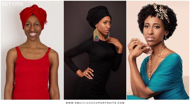 Причёска и правильный макияж превратят любую женщину в красавицу