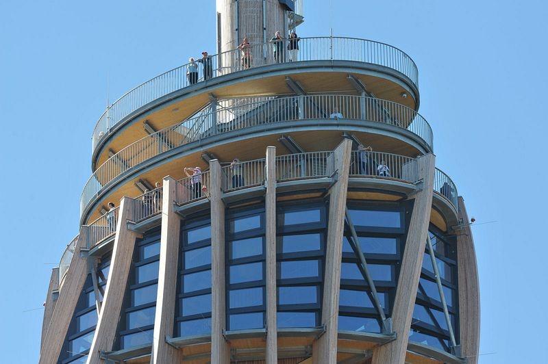 Самые красивые смотровые башни со всего мира