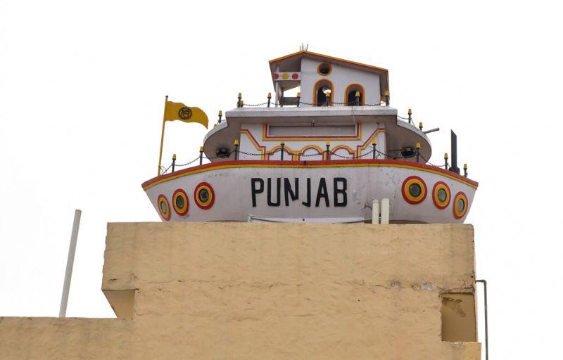 Прикольные водные резервуары Пенджаба
