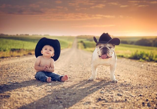 Собака — лучший друг человека