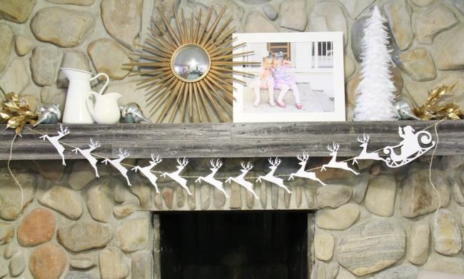 10 новогодних гирлянд своими руками
