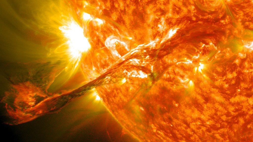 Как рождается энергия солнца