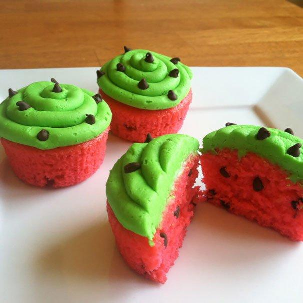 Кексы как шедевры кулинарного искусства