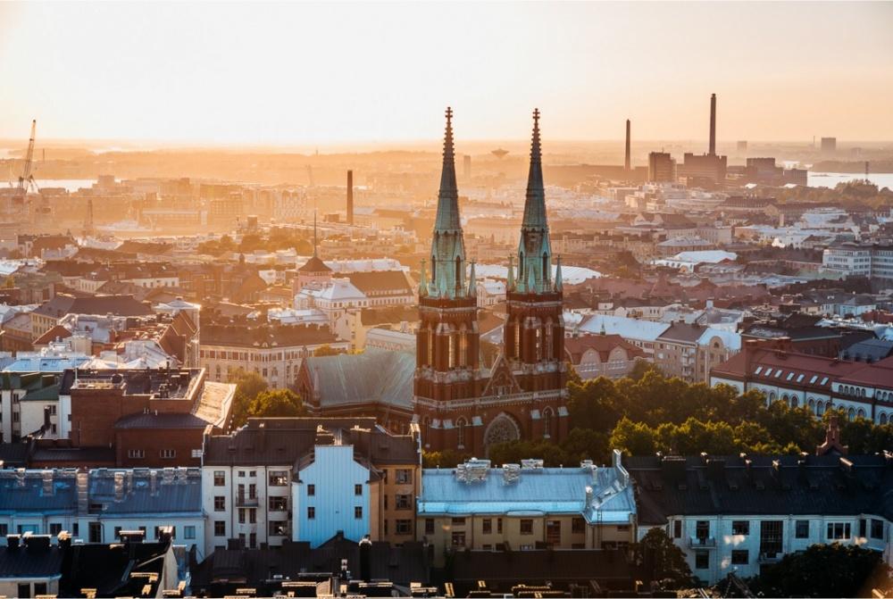 Живописные красоты Финляндии