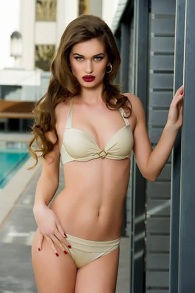Участницы конкурса Мисс Вселенная-2015 в бикини