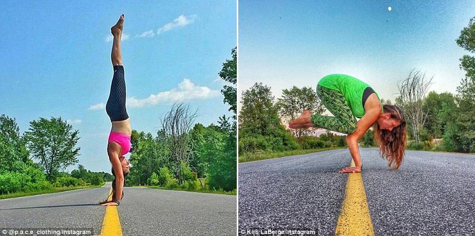 Самые популярные позы и места для йоги из Instagram в 2015 году
