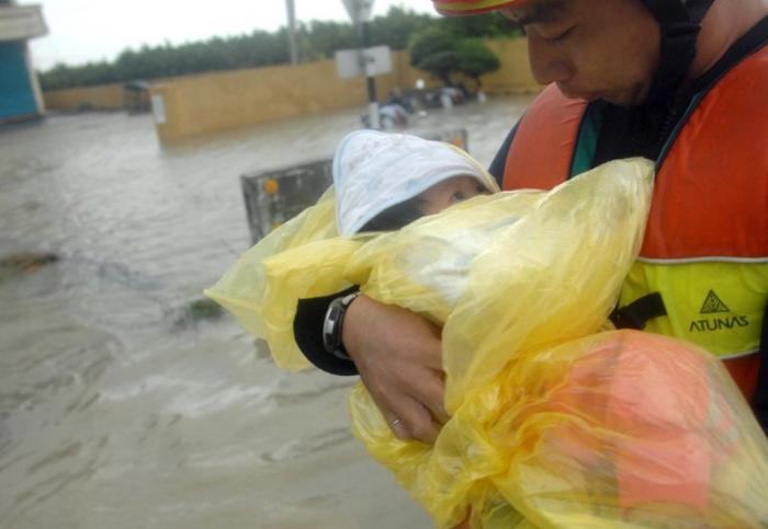 Тайфун Morakot